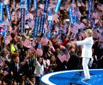 U.S.-PHILADELPHIA-DEMOCRATIC NATIONAL CONVENTION-HILLARY CLINTON