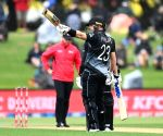 Phillips' ton helps New Zealand thrash West Indies in 2nd T20I