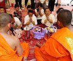 CAMBODIA-PHNOM PENH-LUNAR NEW YEAR