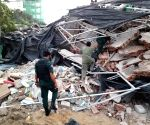 7 dead in Cambodia building collapse