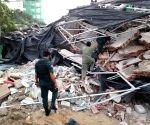 7 dead in Cambodia building collapse