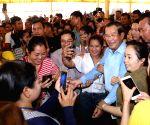 CAMBODIA-PHNOM PENH-CAMBODIAN PM-LABOR DAY