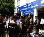 CAMBODIA PHNOM PENH CNRP DEPUTY LEADER ARREST