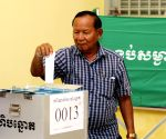 CAMBODIA PHNOM PENH COUNCIL ELECTIONS OPENING