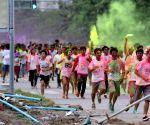 CAMBODIA-PHNOM PENH-COLOR RACE