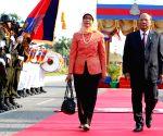 CAMBODIA SINGAPORE VISIT