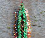 CAMBODIA-PHNOM PENH-WATER FESTIVAL