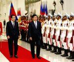CAMBODIA LAOS PMS MEETING