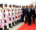 CAMBODIA PHNOM PENH MALAYSIAN PM VISIT