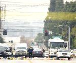 U.S. CALIFORNIA SAN BERNARDINO FBI SHOOTING INVESTIGATION TERRORISM