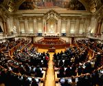 PORTUGAL LISBON STATE BUDGET 2020 DEBATE