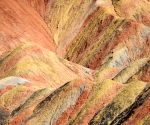 CHINA GANSU ZHANGYE DANXIA LANDFORM