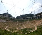 CHINA-GUIZHOU-RADIO TELESCOPE FAST