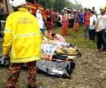 MALAYSIA SABAH ACCIDENT