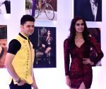 Calendar launch 2018 - Dabboo Ratnani and Manushi Chhillar