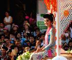 THAILAND-PHRA PRADAENG-SONGKRAN FESTIVAL