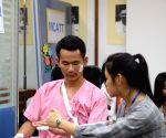 THAILAND PHUKET BOAT ACCIDENT VOLUNTEER