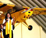 Karnataka mother-daughter duo to fly around the world in 80 days
