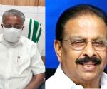 Congress Kerala chief Sudhakaran dares Vijayan for a debate