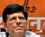 Maha govt failed to arrange passengers: Goyal