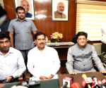 Piyush Goyal takes charge as Railways Minister