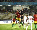 Fatorda (Goa): FIFA U-17 World - Group C - Iran Vs Guinea