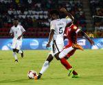 FIFA U-17 World - Group E - New Caledonia Vs France