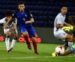 FIFA U-17 World Cup -  Group E - France Vs Japan