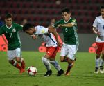 FIFA U-17 World Cup -  Group F - Mexico Vs Chile