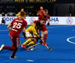 Men's Hockey World Cup 2018 - England Vs China