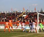 Hero I-League - Neroca FC Vs Aizawl FC
