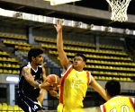 4th South Asian Basketball Championship - India vs Bhutan