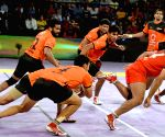 Pro-Kabaddi League -  Puneri Paltan vs U Mumba