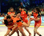 Pro Kabaddi league - U Mumba and Bengaluru Bulls