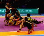 Pro Kabaddi League 2017 - Tamil Thalaivas Vs Telugu Titans