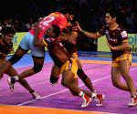 Pro Kabaddi League -  Jaipur Pink Panthers Vs U.P. Yoddha