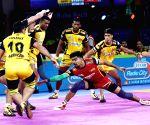 Pro Kabaddi Season 7 - Telugu Titans Vs Bengaluru Bulls