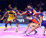 Pro Kabaddi Season 7 - Bengal Warriors Vs Telugu Titans
