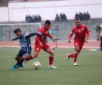 I-League - Shillong Lajong FC Vs Minerva Punjab FC
