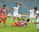 ISL - Delhi Dynamos FC vs FC Pune City