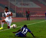 ISL - Delhi Dynamos FC  vs Mumbai City FC