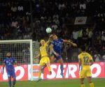 ISL - Mumbai City FC Vs Kerala Blasters FC