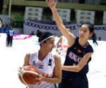 FIBA U18 Women's Asian Championship - Division - B - Semi Final - India Vs Hong Kong