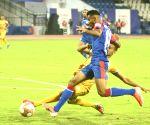 ISL - Bengaluru FC and Mumbai City FC