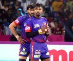 Panchkula (Haryana): Pro Kabaddi Season 7  - Puneri Paltan Vs Dabang Delhi K.C.