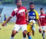 Santosh Trophy - Goa Vs Mizoram