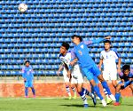 Tashkent (Uzbekistan): AFC U-16 Championship Qualifiers - India vs Uzbekistan