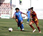 Biratnagar (Nepal): SAFF Women's Championship - India Vs Sri Lanka