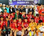 BANGLADESH SYLHET FOOTBALL SAFF