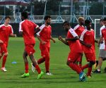 FIFA U-17 World Cup 2017 - practice session - New Caledonia